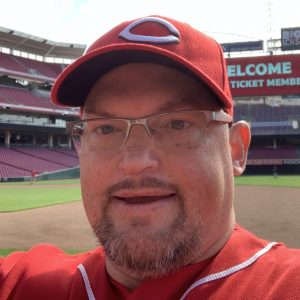 Lifelong Reds fan with over 27 years of broadcasting experience
